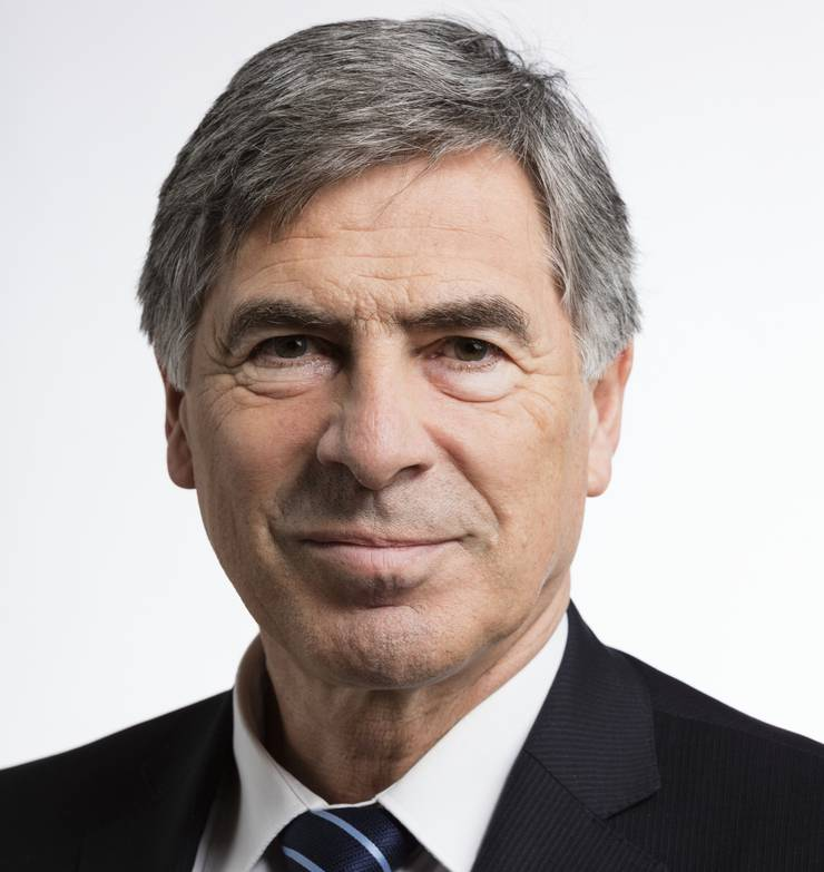 Christoph Eymann (65) ist Jurist und Vorsteher des Basler Erziehungsdepartements. Nach 1991 bis 2001 ist er zum zweiten Mal für die Liberal-Demokratische Partei (LDP) im Nationalrat der FDP-Fraktion.