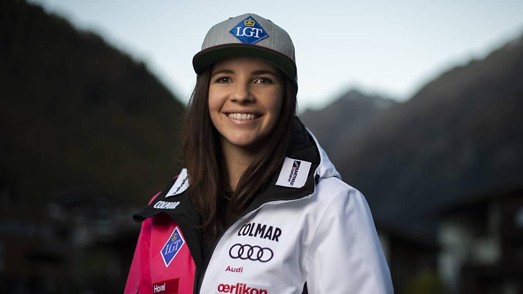 Tina Weirather wird Ski-Expertin beim Schweizer Fernsehen