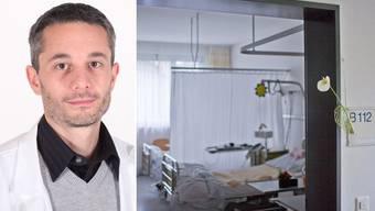 Hagen Scheerle-Hofmann: «Auch ich habe Angst vor dem Tod.»