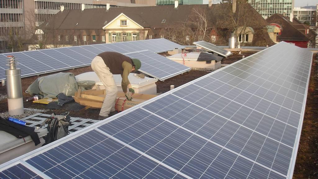 Vernetzt: Soviel Strom könnte dein Dach liefern
