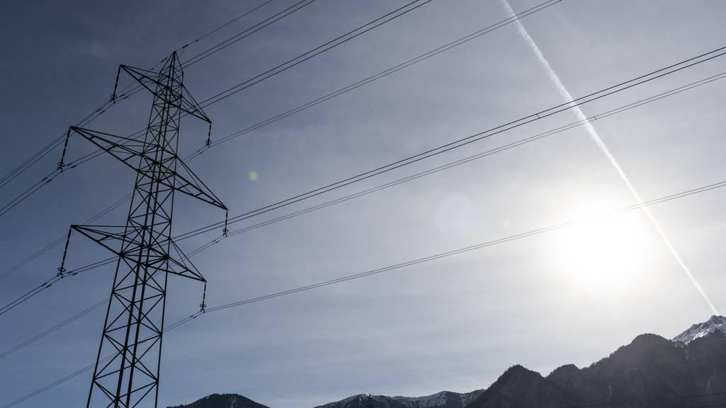 Während sechs Minuten war der Strom heute Mittag weg (Symbolbild).