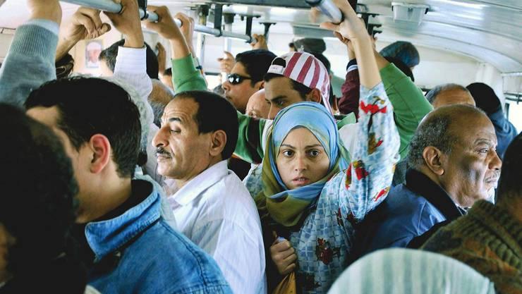 Die Protagonistin des ägyptischen Films «Kairo 678» wehrt sich gegen sexuelle Belästigung. zvg