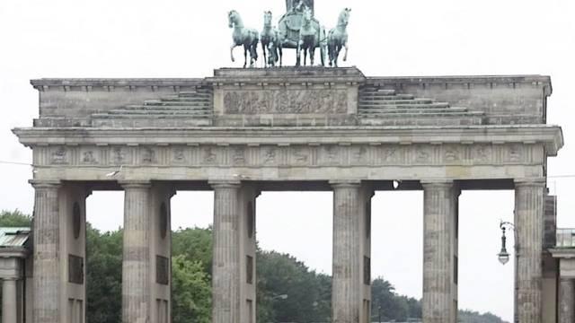 Wahrzeichen der beliebten Stadt: Das Brandenburger Tor in Berlin