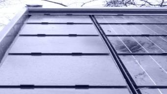 «Spitzfindig»: Die Distanz zum Dachrand war zu gering. zvg