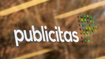 Lichter aus: Die Werbevermarkterin Publicitas hat am Freitag Konkurs angemeldet. (Archivbild)