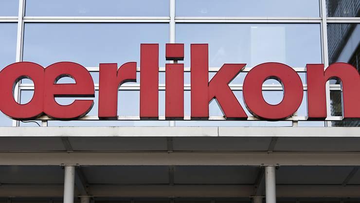 Die Aktionäre von Oerlikon profitieren erneut von einer Sonderdividende. (Archivbild)