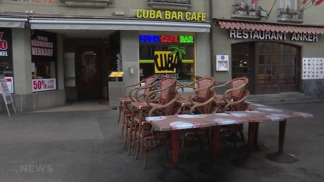 Cuba Bar unter Beschuss