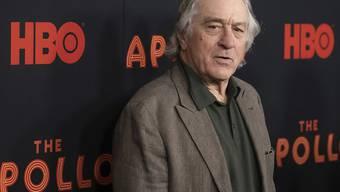 Schenkt sich ein eigenes Filmstudio: Robert De Niro. (Photo by Charles Sykes/Invision/AP, File)