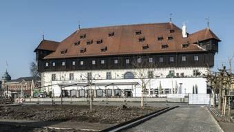 Das Konzilgebäude Konstanz.