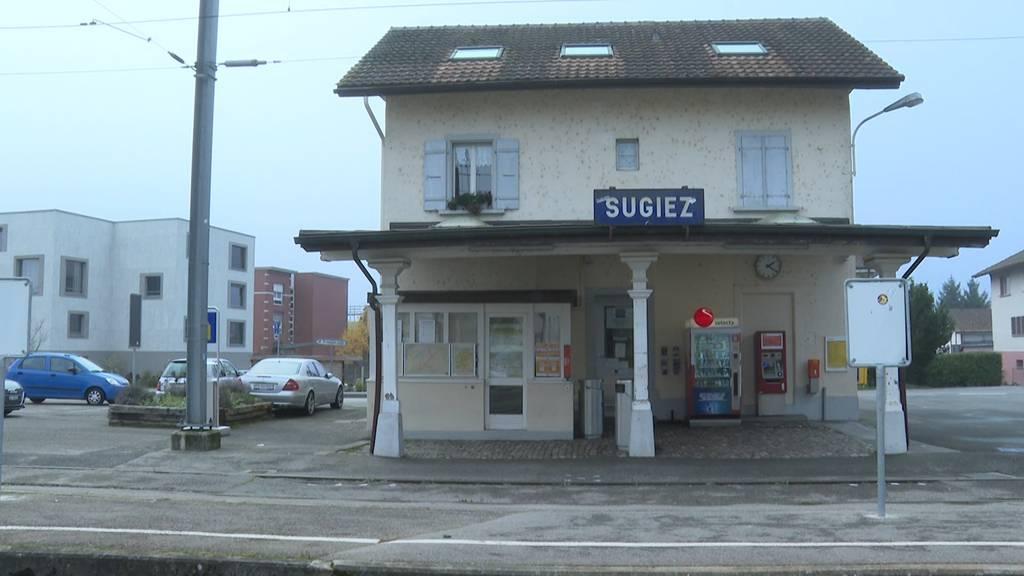 Tödlicher Unfall in Sugiez (FR): Jugendlicher übersieht Zug und wird frontal erfasst
