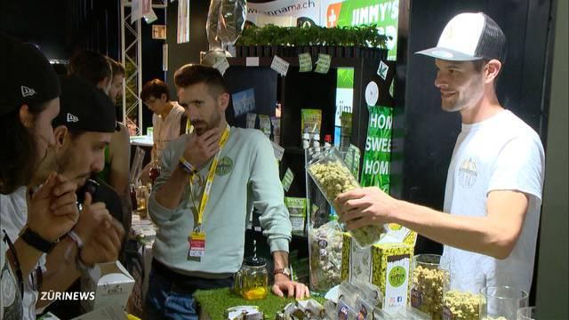 CannaTrade-Messe zeigt Cannabis als Heilmittel
