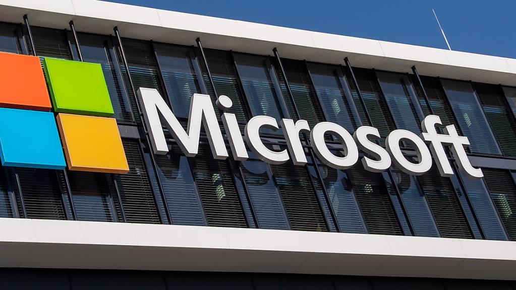 Microsoft kündigt ein neues Betriebssystem an.