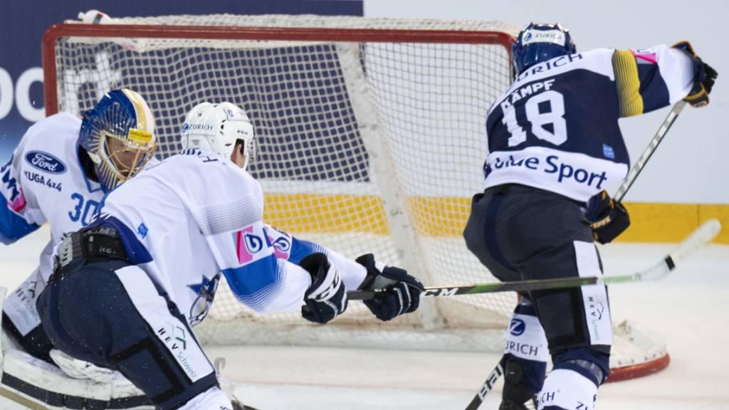 SC Langenthal eliminiert im Cup National-League-Leader EV Zug