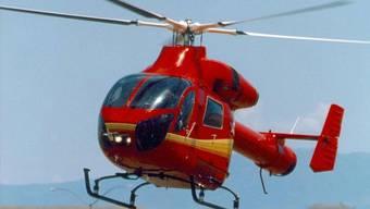 Geht es nach den Grünen im Kanton Solothurn sollen künftig keine Helikopter mehr am Sonntag fliegen dürfen (Symbolbild).