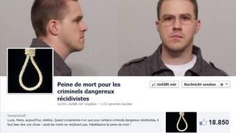 Die Facebook-Seite des Walliser SVP-Grossrats Jean-Luc Addor wird alle zwei Minuten mit «Gefällt mir» angeklickt.