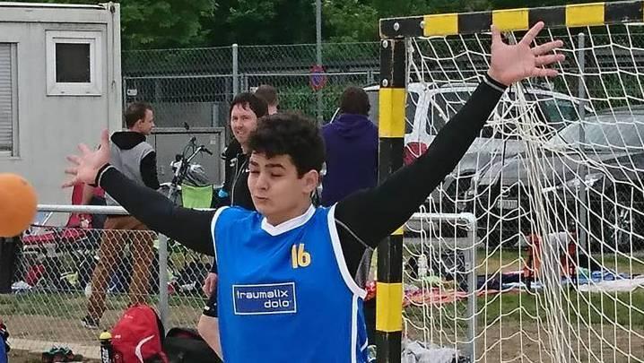 Copaca-Bâle holte in Amriswil den dritten Platz.