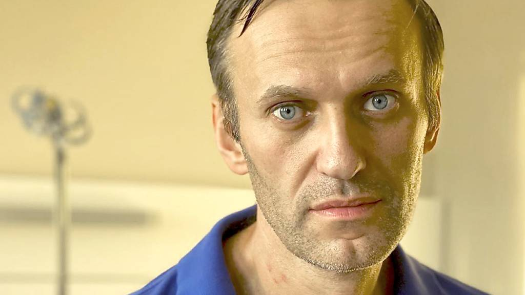 Vergifteter Kremlkritiker Nawalny aus Berliner Spital entlassen