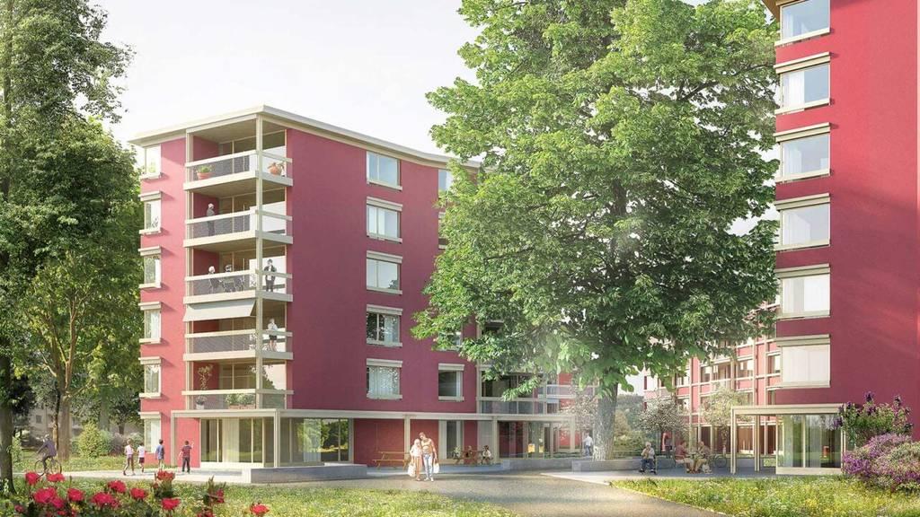 Zürich baut Alterswohnungen für queere Menschen