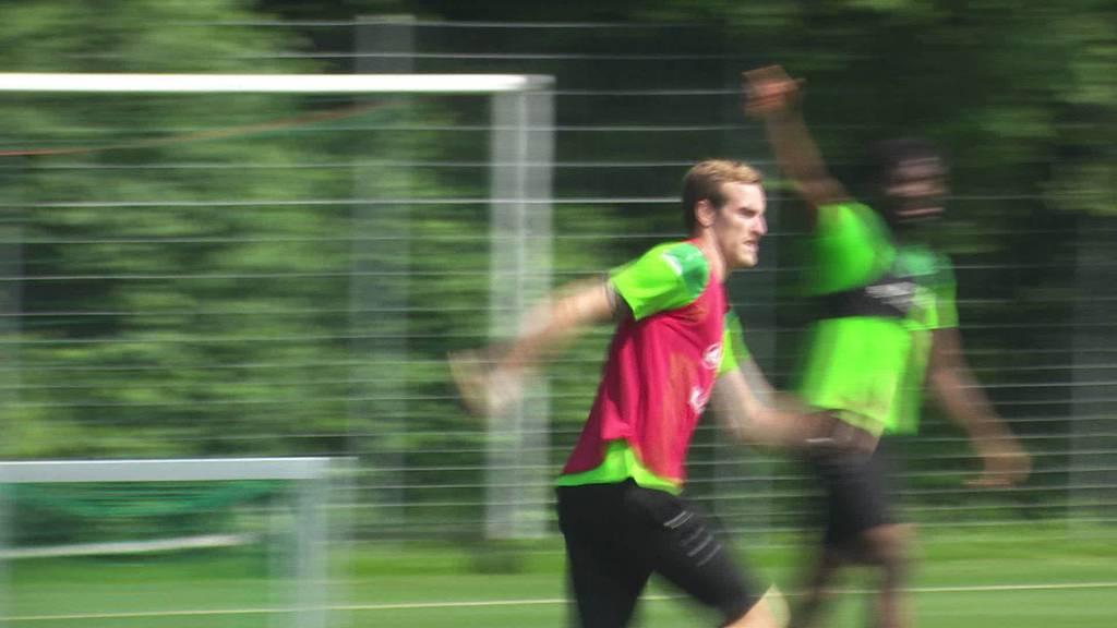 Saisonstart Super League: Der FC St.Gallen macht sich bereit