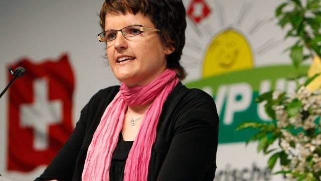 Jasmin Hutter will nicht zurück in die Politik (Archiv)