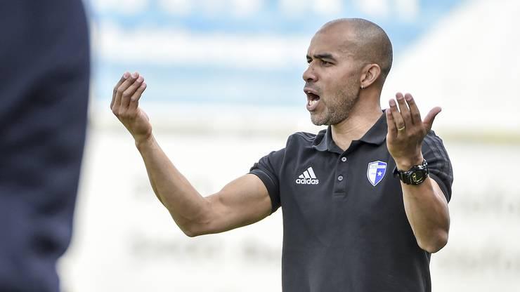 Piu Nascimento war bereits beim FC Wohlen als Trainer aktiv.