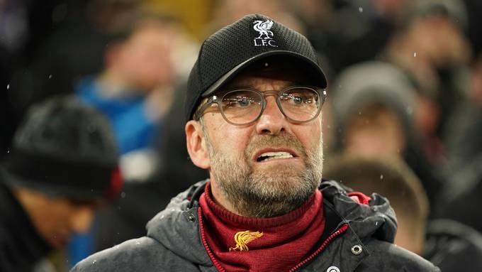 Jürgen Klopps Liverpool beansprucht das Notfallprogramm der Regierung.