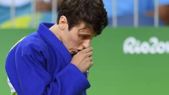 Mit der Medizin-Studentin Evelyne Tschopp wird die aktuell erfolgreichste Schweizer Judoka mit einer Zwangspause konfrontiert