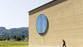 Ricola eröffnet ihr neues Kräuterzentrum