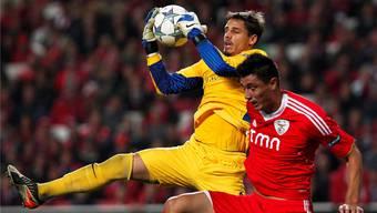 Nur wenige Basler Torhüter schaffen es wie Yann Sommer bis in die Champions League.
