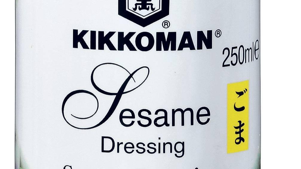 Wer in der Migros Kikkoman Sesam-Dressing gekauft hat, soll dieses in die Filiale zurückbringen.