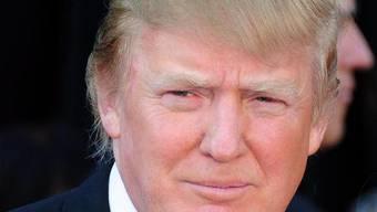 Fünffach-Opa Donald Trump