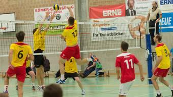Nur über die Mitte machte das Team von Laufenburg-Kaisten seine Punkte. Im Bild Captain Stjepan Grgic.