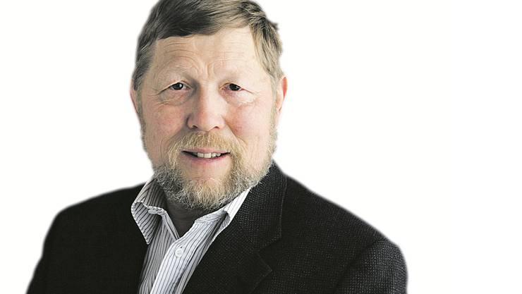 Hanspeter Haug ist Kantonsrat der SVP und Gemeindepräsident von Weiningen