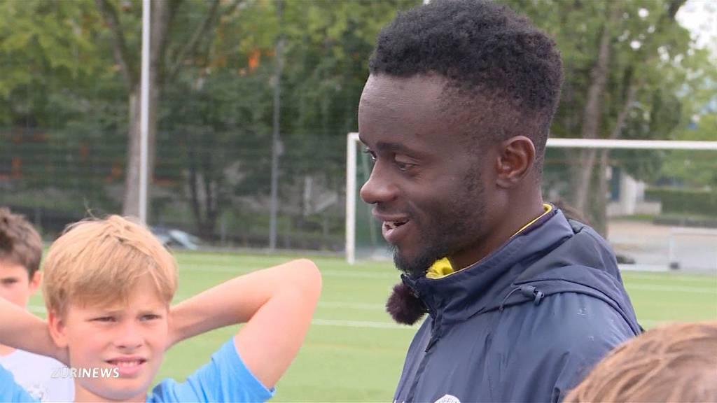 FC Seefeld erhält Besuch seiner Partnerschule in Uganda
