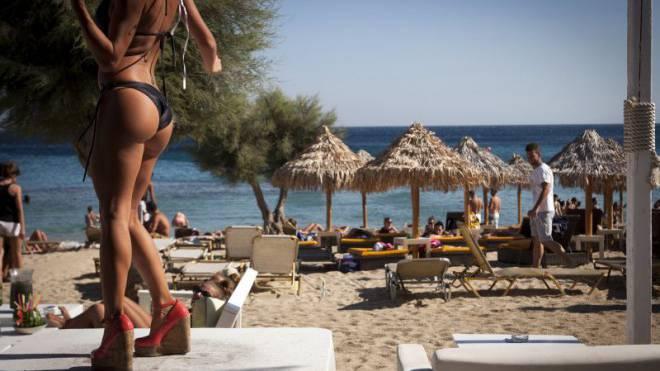 Treffpunkt eines jungen, trendigen und toleranten Publikums: Paradise Beach. Foto: laif