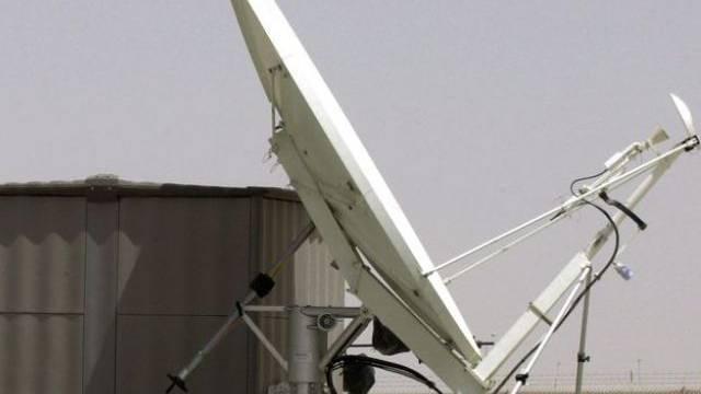 Satellitenschüssel (Archiv)