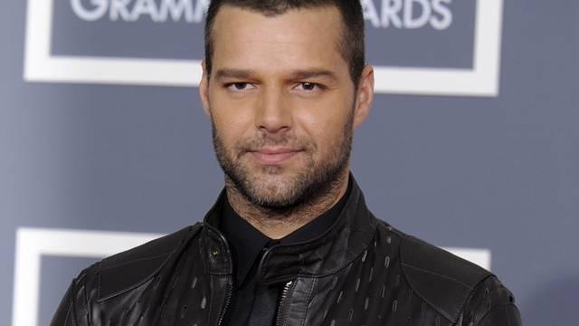 Ricky Martin ist seit drei Jahren mit seinem Partner zusammen (Archiv)