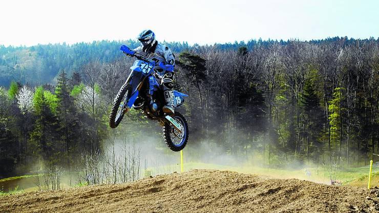 Steiniger Weg: Motocross-Sportler haben es nicht leicht, ihren Sport auszuüben. Gegen ein Gesuch in Günsberg gingen drei Einsprachen ein.