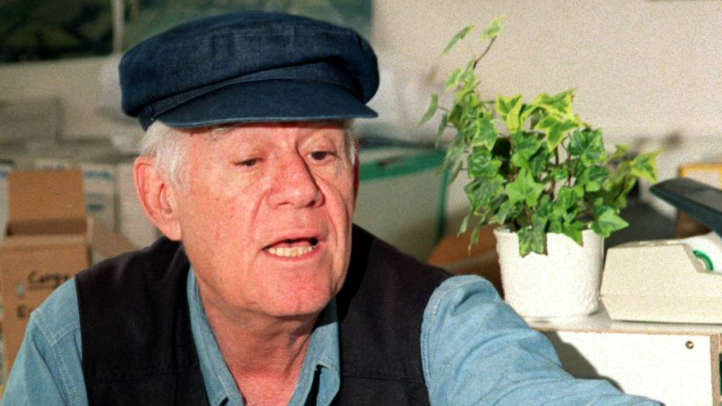 Israelischer Bildhauer Dani Karavan mit 90 Jahren gestorben