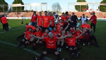 Cupfinal: FC Iliria - SC Fulenbach