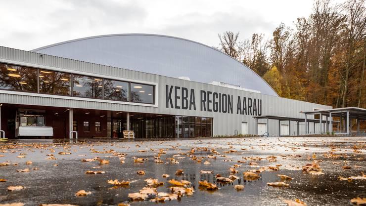 KEBA Aarau (Archivbild)