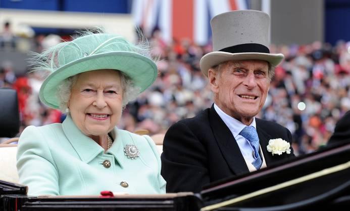 Seit 73 Jahren sind die Queen und Prinz Philip verheiratet.