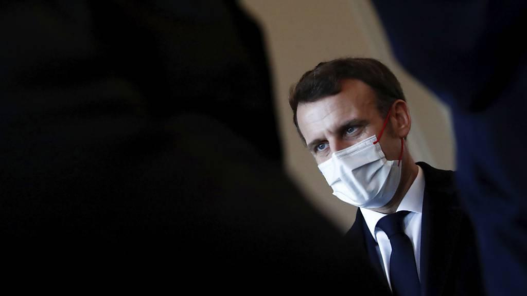 Macron will Frankreichs Militäranstrengungen in Sahelzone anpassen
