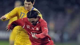 Schweiz - Ukraine