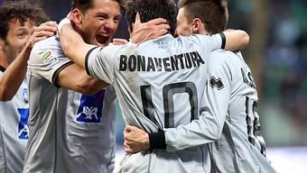 Atalantas Giacomo Bonaventura traf gegen Inter doppelt