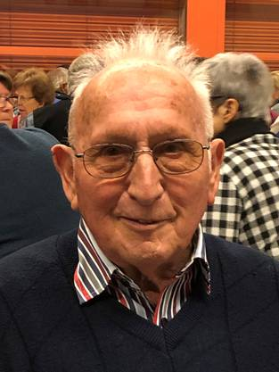 Edy Wicki (66 Jahre aktiv)