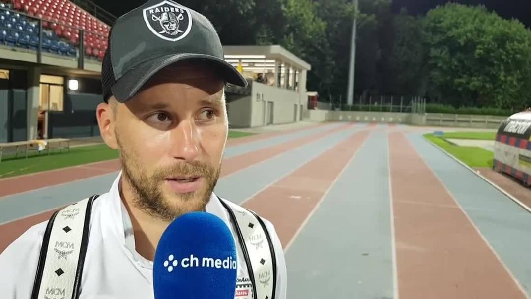 «Das tut weh»: Neumayr im Interview nach der Niederlage gegen Chiasso