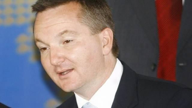 Australiens Einwanderungsminister Chris Bowen (Archiv)