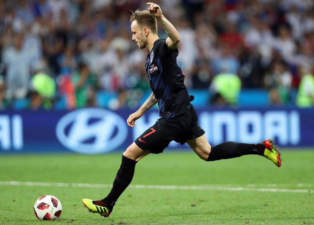 Kroatien gewinnt gegen Russland