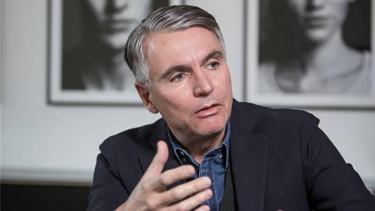Reiner Pichler: «Unsere Mitbewerber kämpfen mit Umsatzeinbrüchen»